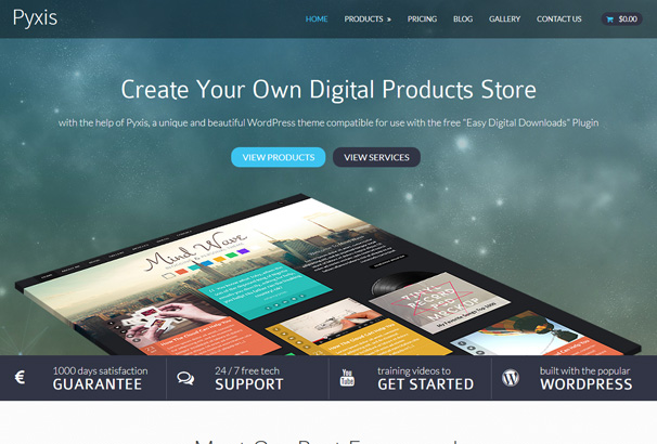thesis wp theme discount