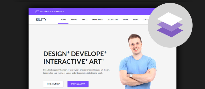 30+ Best Material Design WordPress Themes 2017