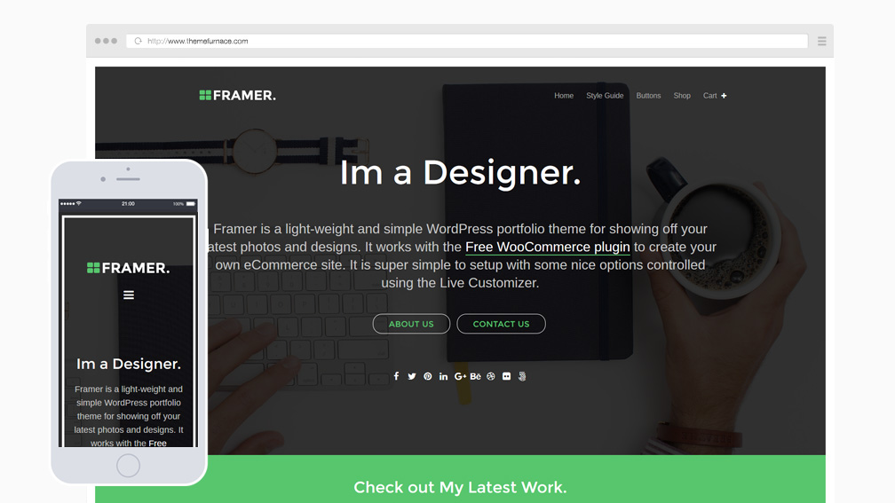 Framer - Theme Furnace