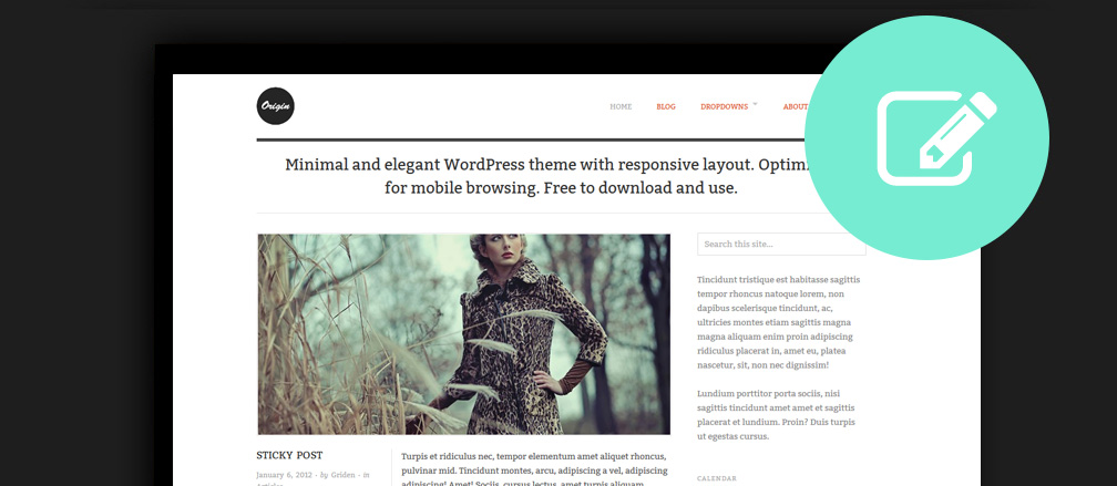50+ Best Free Personal Blog WordPress Themes 2017