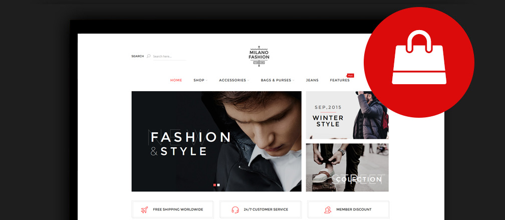 50+ Best Magento Fashion Themes for Online Stores 2017