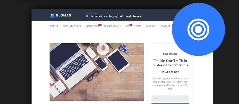 50+ Personal Brand Blog WordPress Themes 2017