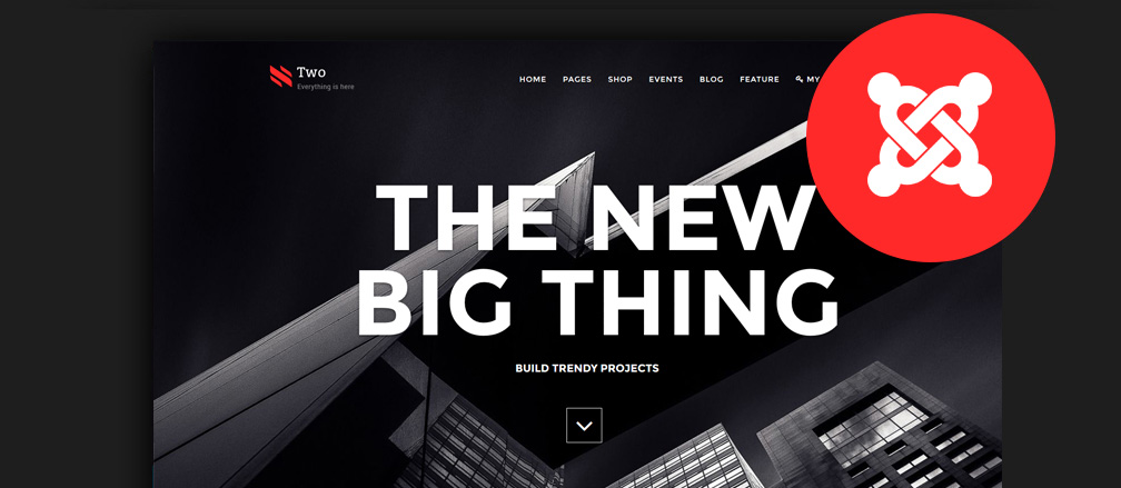 50 Best Joomla Business Templates 2017