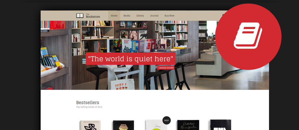50 best wordpress bookstore themes for books ebooks 2017 best wordpress bookstore themes for books ebooks fandeluxe Image collections