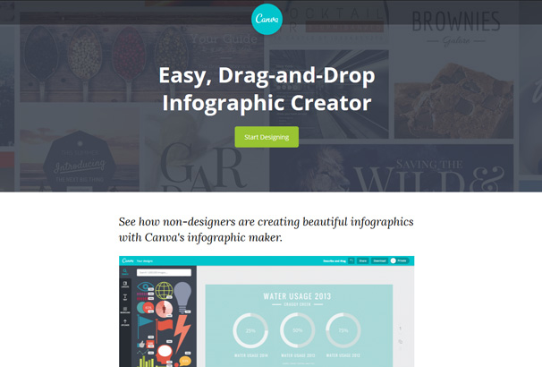 Free Infographic free infographic builder : 30 Free Tools & Resources for Creating Infographics 2017
