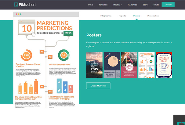 30 Free Tools & Resources for Creating Infographics 2017