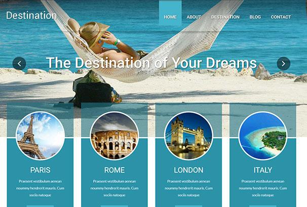55 Best Wordpress Travel Themes 2017