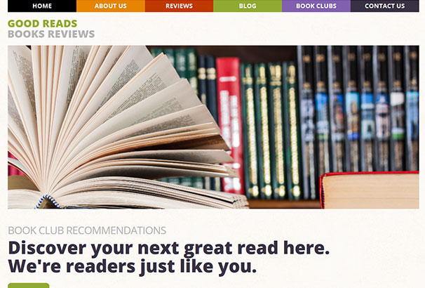 Books reviews