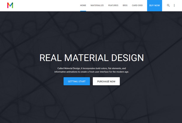 30  best material design wordpress themes 2017