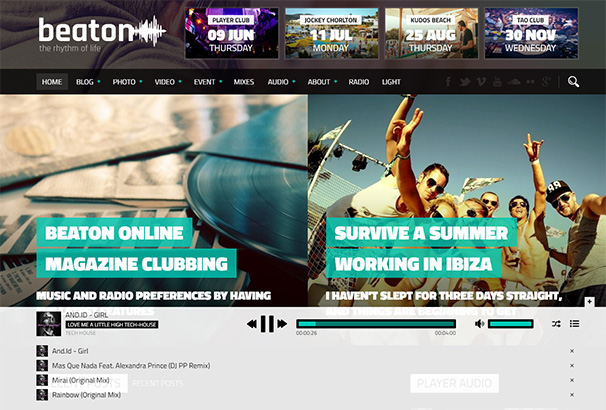 themeforest 10 Beaton