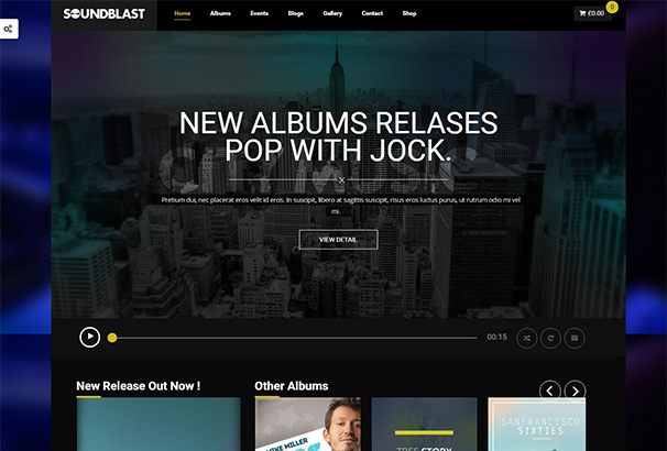 themeforest 24 SoundBlast