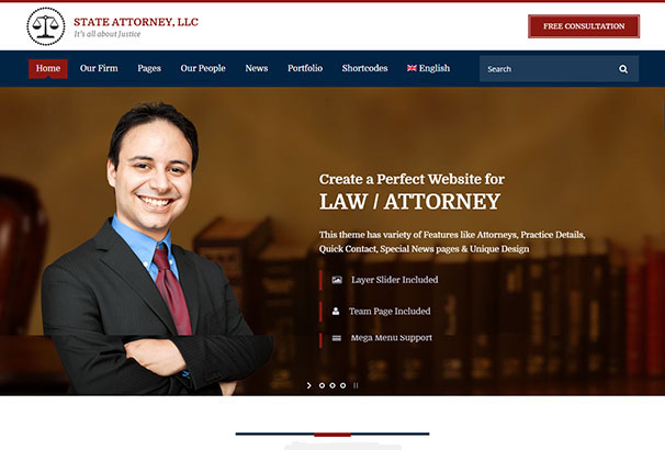 TF 8 Attorney & Law