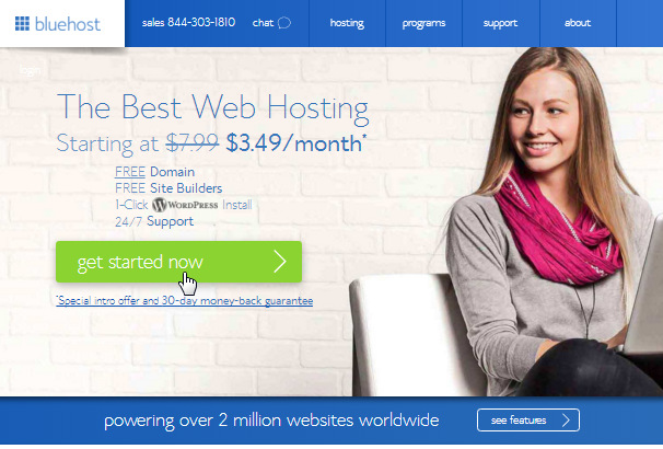 How to Start a Weight Loss Blog Bluehost