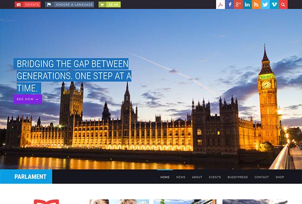 Nicest Designed Government Websites