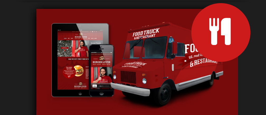 Best Food Truck & Fast Food WordPress Themes
