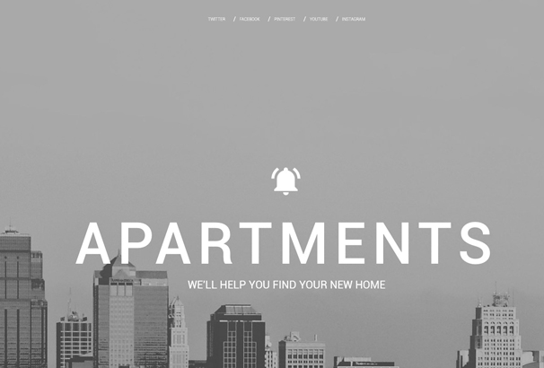 apartments-website-template