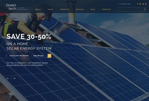 green-tech-website-template1