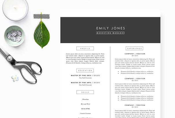 modern-clean-resume-template