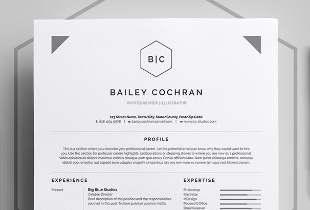 resume-cv-bailey