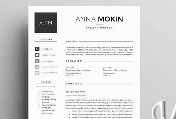 resume-template-4page-smoke