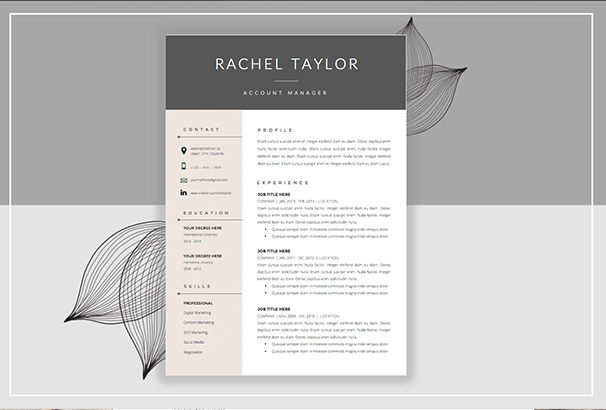 sample resume cover letter examples letters templates template