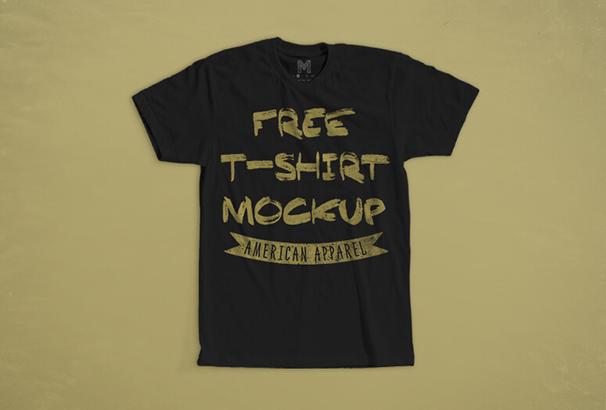t-shirt-mockup-american-apparel