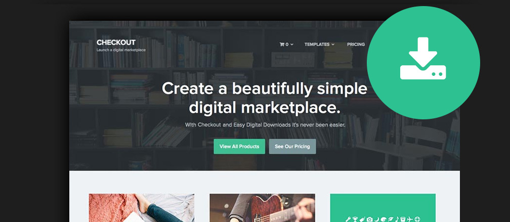 best wordpress themes for edd easy digital downloads 2017