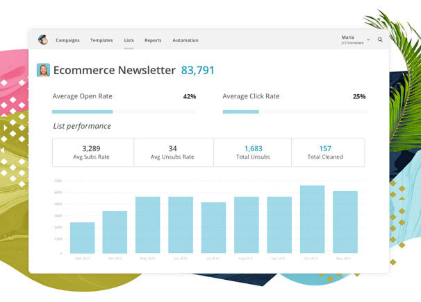 email newsletter campaign