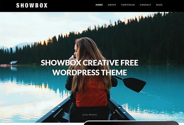 29+ Best Free Photography WordPress Themes 2019