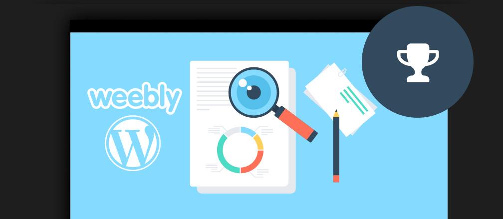 WordPress vs. Weebly